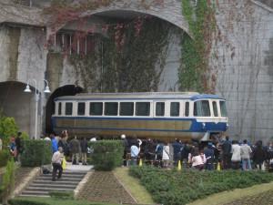 姫路モノレール車両1