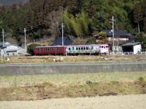キハ41銀の馬車道・鉱石の道