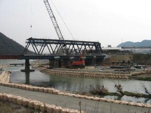 加古川橋梁(5)小
