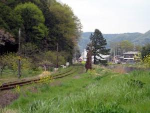 北条鉄道フラワ2000-1号
