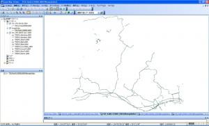 兵庫県の軌道GIS