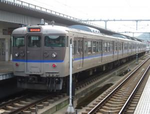 姫路駅100718_115系A12
