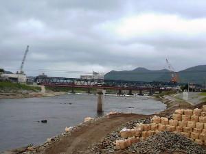 第3加古川橋梁遠景