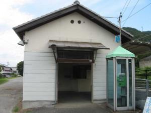 新西脇駅駅舎