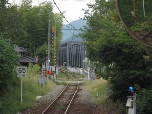新西脇駅より第3加古川橋梁方面