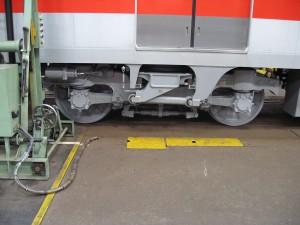川崎KW93A台車