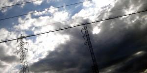 送電線の世代交代