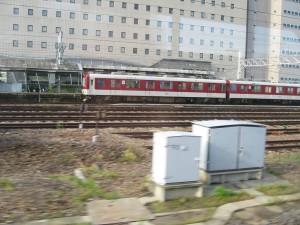 近鉄養老線当時の大垣駅