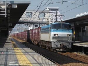 ひめじ別所EF66 106号機