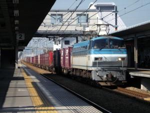 ひめじ別所EF66 114号機
