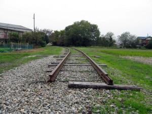 北沢産業網干鉄道レールの始まり
