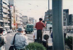 京津線併用軌道三条