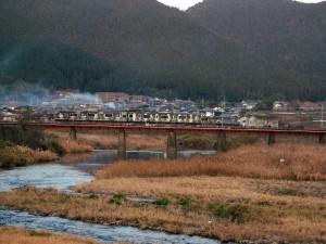 加古川線篠山川橋梁