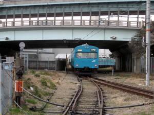 和田岬線103系復路