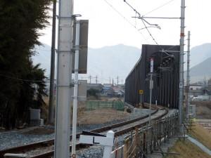 第3加古川橋梁アプローチ部分