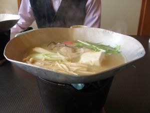 祥吉 京風牡蠣鍋