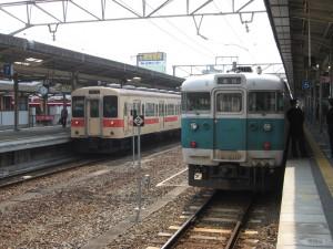 阪和色343M113系5000番台