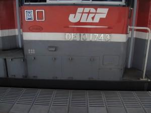 DE10-1743号機サイドプレート
