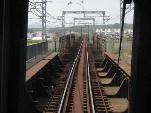 神鉄加古川橋梁