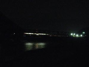 加古川線第3加古川橋梁を渡る2334Sレ