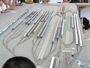 小野市エクラ鉄道模型展示展