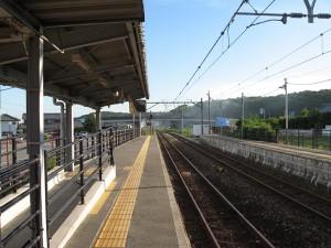 社町駅加古川方