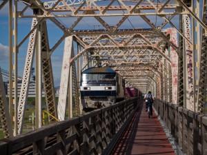 赤川橋梁83レ131009