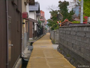 若桜町の蔵通り
