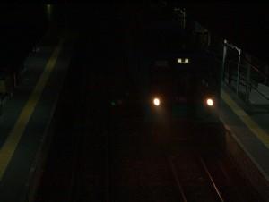 加古川線上り回送