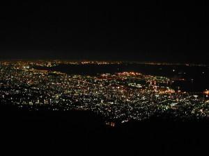 麻耶山夜景