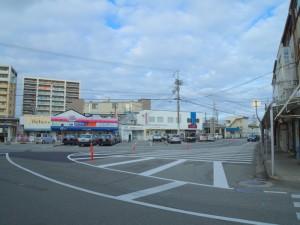 山陽電車高砂駅前