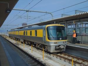 キヤ141系加古川駅5番線