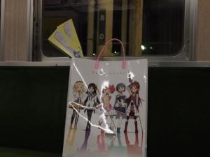 まどか☆マギカ展紙袋