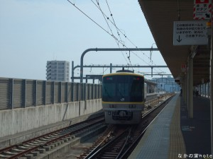 キヤ141加古川線入線