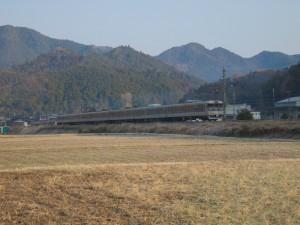 2734M113系快速大阪行き