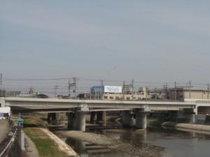 山陽電鉄明石川橋梁