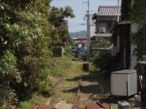 紀州鉄道西御坊日高川廃線跡2