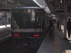 阪和線快速和歌山行き