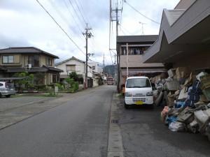 神姫バスで西脇市駅へ