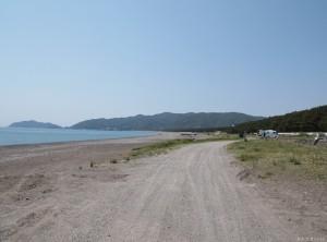 御坊の海岸