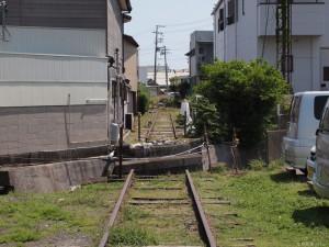 紀州鉄道西御坊日高川廃線跡1