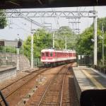 粟生線樫山駅140615s