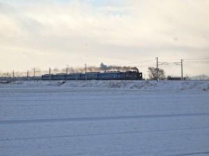 北びわこ号1号C58-160