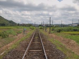 久留里線と国道410号線