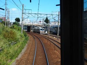 静岡鉄道桜橋駅
