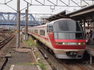 豊橋駅パノラマスーパー120814