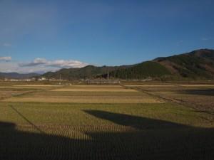 福知山線下り2545M列車
