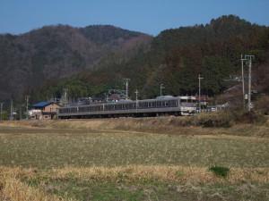 2012年改正前の福知山行き2531M