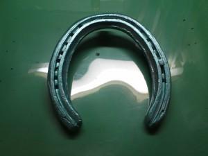 アルミ製蹄鉄