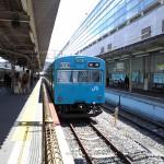 奈良線103系京都駅130501